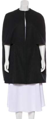 Stella McCartney Lightweight Wool Cape