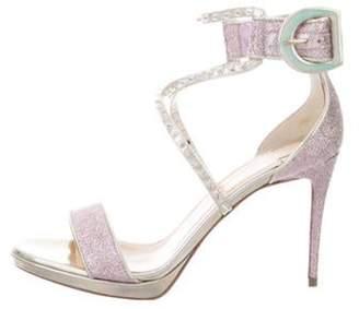 Christian Louboutin Choca Lux Sandals Pink Choca Lux Sandals
