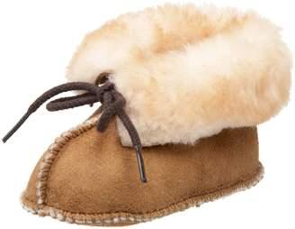 Minnetonka Sheepskin Bootie (Infant/Toddler)