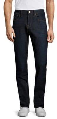 7 For All Mankind Straight Fit Clean Pocket Jeans