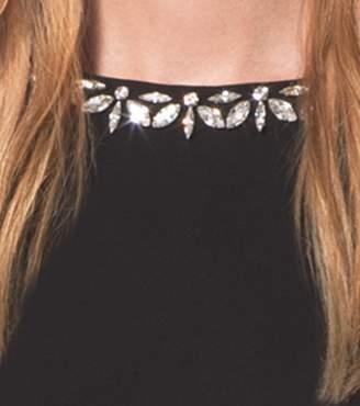 Michael Kors Embellished Silk-Georgette Caftan