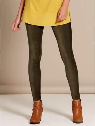 8b82802a7f577 Khaki Leggings - ShopStyle UK