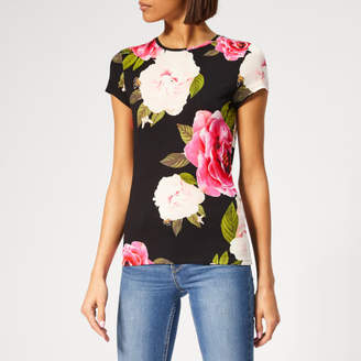 c85af2f47f3f2 Ted Baker Women s Alanyo Magnificent Fitted T-Shirt