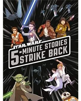 Star Wars Hardie Grant 5-Minute Stories Strike Back