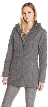 Charles River Apparel Women's Wind and Water Resistant Journey Parka