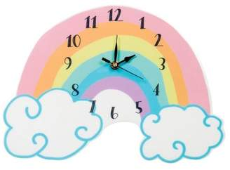 Trend Lab Rainbow Wall Clocks - Rainbow