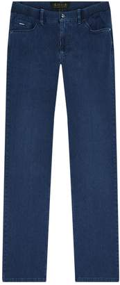 Zilli Elasticated Waist Jeans