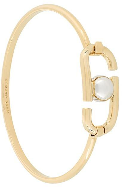 Marc JacobsMarc Jacobs Icon hinge bracelet