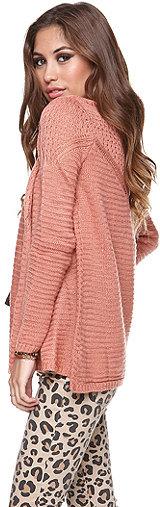 O'Neill Needles Drape Sweater