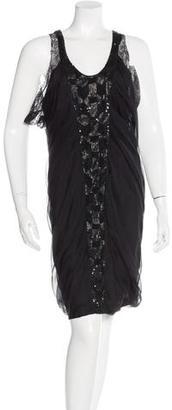 La Perla Silk Embellished Dress w/ Tags $595 thestylecure.com