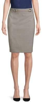 BOSS Vavilla Pencil Skirt