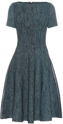 Bottega Veneta Stretch knit midi dress