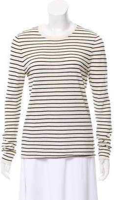 ATM Anthony Thomas Melillo Knit Long Sleeve Top