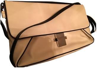 CNC Costume National Leather crossbody bag