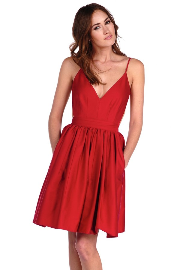 Contrarian Barbara Bibb Dress