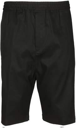 Neil Barrett Elasticated Waist Shorts