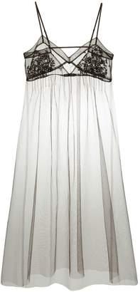 Aula mesh overlay dress