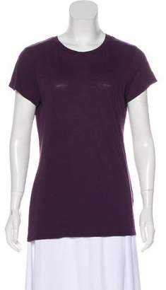 Vince Short Sleeve Jersey Top