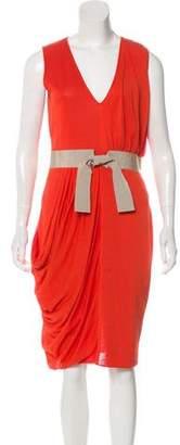 Giambattista Valli Knit Midi Dress
