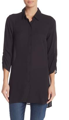 Daniel Rainn DR2 by Ruched Sleeve Tunic