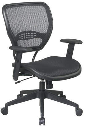 Office Star SPACE Mid-Back Mesh Desk Chair