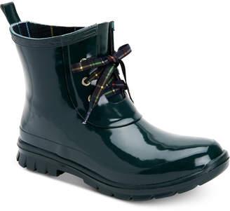 Charter Club Traynor Rain Booties, Women Shoes