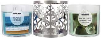 Sonoma Goods For Life SONOMA Goods for Life Candle Sleeve Gift Set