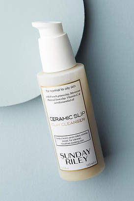 Sunday Riley Ceramic Slip Cleanser $45 thestylecure.com