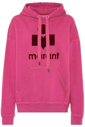 Etoile Isabel Marant Isabel Marant, Étoile Mansel cotton-blend hoodie