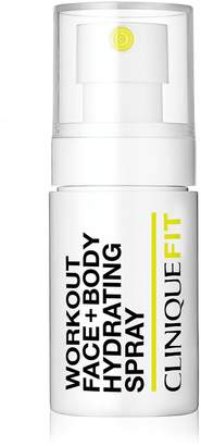 CliniqueFIT Workout Face + Body Hydrating Spray