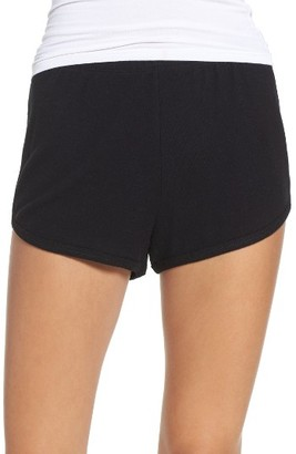 Women's Make + Model Late Night Brushed Hacci Shorts $29 thestylecure.com