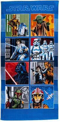 Star Wars Classic Character Beach Towel by Jumping Beans