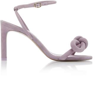 Zimmermann Sculptural Bow Sandals