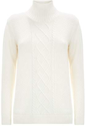 Barbour Leith Roll Neck Sweater