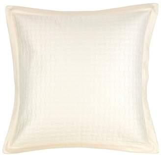 Christy Cream 'Windsor' Square Pillowsham