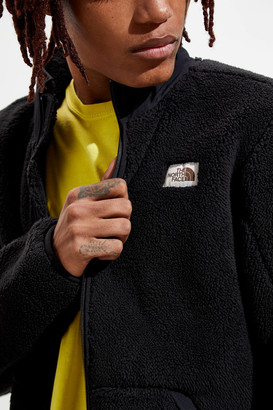 The North Face Campshire Sherpa Full-Zip Sweatshirt