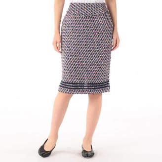 Coohem (コーヘン) - COOHEM サマーレインボーツイード スカート