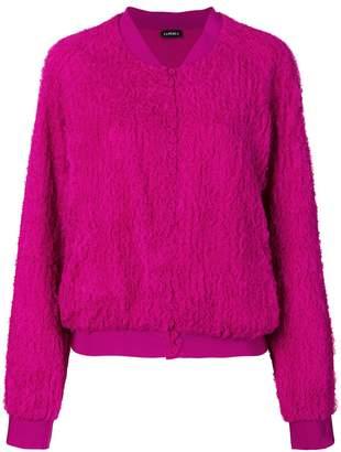 La Perla textured buttoned sweater