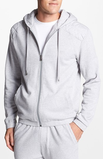HUGO BOSS 'Innovation 6' Zip Hoodie