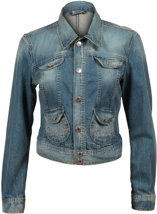 Pepe Jeans Western Jacket