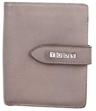 Tod's Compact Logo Wallet