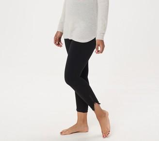 Spanx Seamless Side Zip Leggings