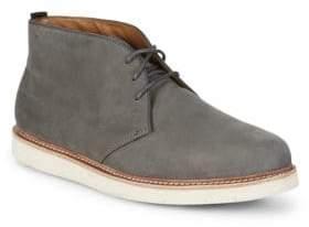 Cole Haan Almond Toe Chukka Boots
