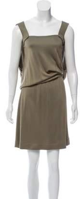 Bottega Veneta Sleeveless Midi Dress Sleeveless Midi Dress