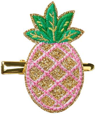Crazy 8 Crazy8 Sparkle Pineapple Barrette
