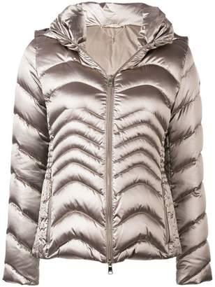 Liu Jo satin puffer jacket
