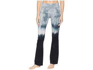 Hard Tail Rolldown Bootleg Flare Pants