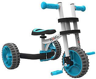 YBike Evolve 3-in-1 Trike and Balance Bike
