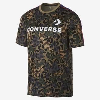 Converse Mens Camo Track T-Shirt