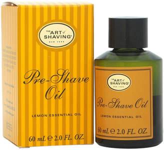 The Art of Shaving Men's 2Oz Lemon Pre-Shave Oil